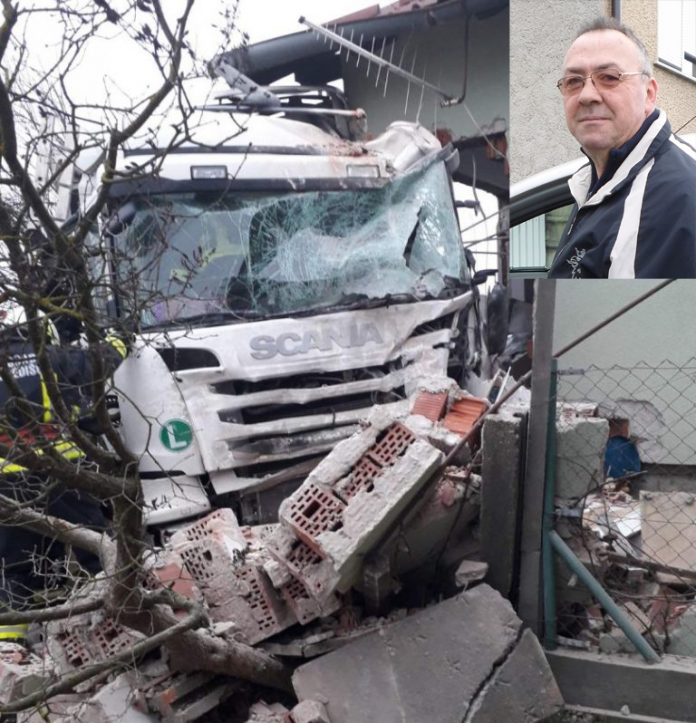 prometna nesreća mursko središće