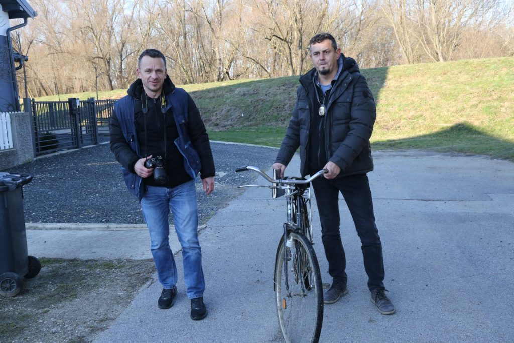 """Bicikl s kojim se počinitelj """"šuljao"""" po kvartu u Pribislavcu"""