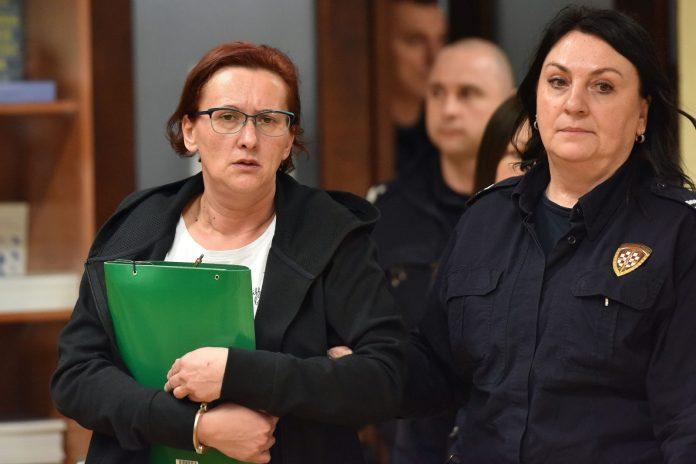 Smiljana Srnec, foto: Vjeran Zganec ROgulja/PIXSELL