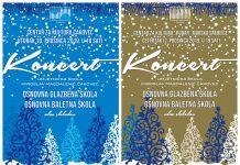 umjetnička škola božićni koncerti