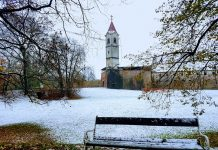 park čakovec zima