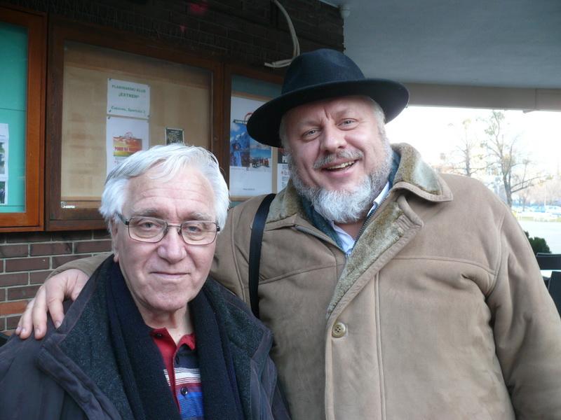 Josip Šimunko i Armando Puklavec