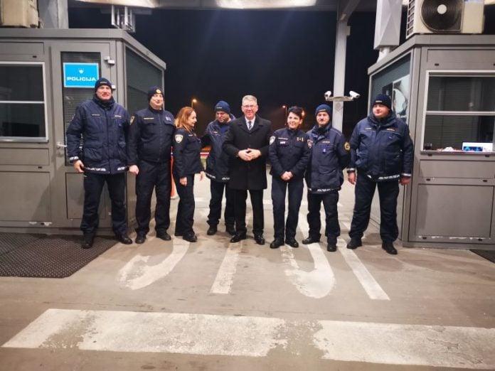 granična policija ms