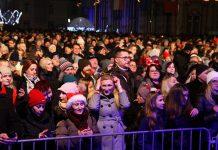 doček nove godine u Čakovcu