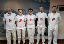 streličari s natjecanja u Novom Marofu