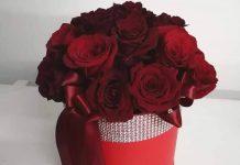 cvijeće za valentinovo