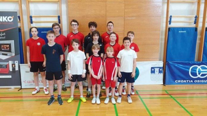 Badminton klub Čakovec