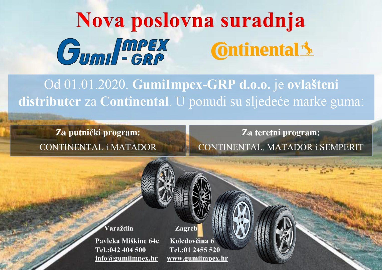 gumiimpex continental