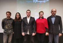 Rok Biček, Katarina Prpić, Kristian Novak, Sandra Herman, Dejan Buvač
