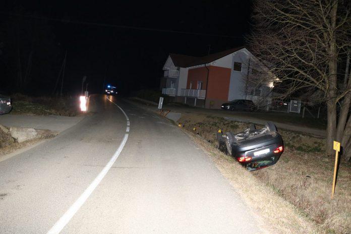 Mjesto nesreće, foto: Policija