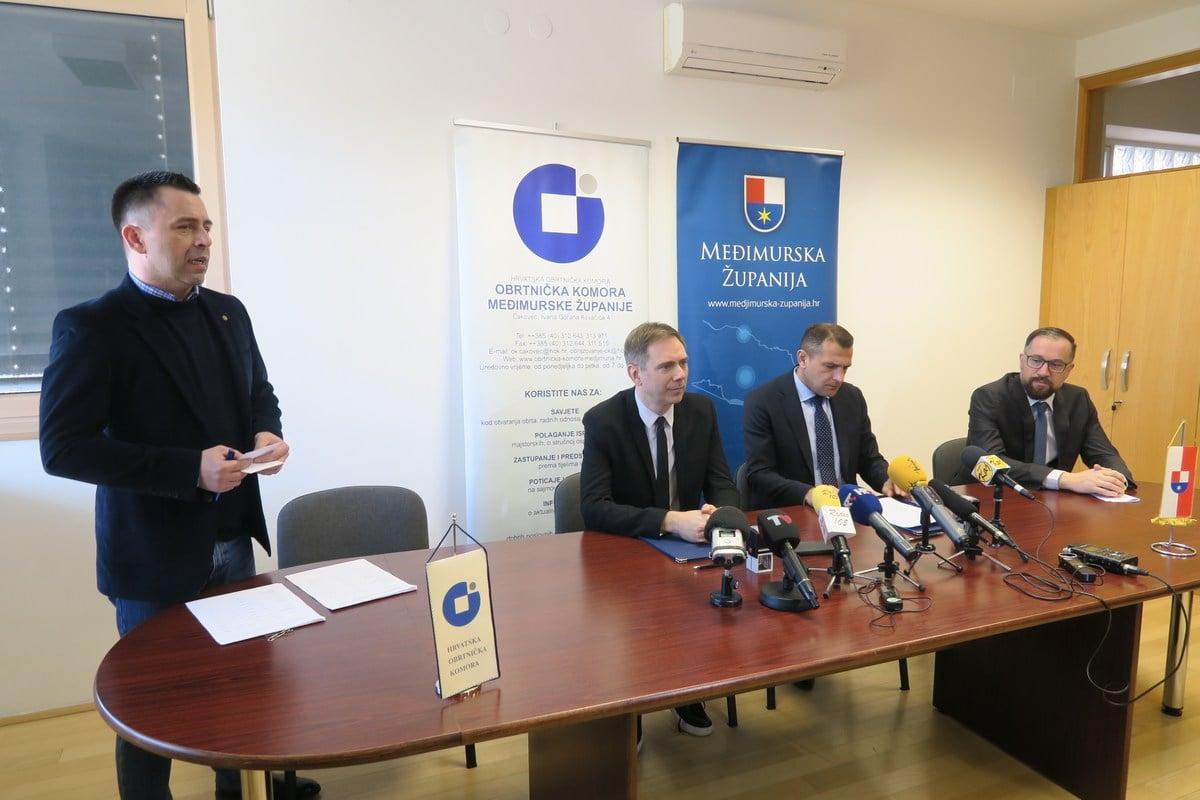Potpisan Sporazum o financiranju projekata i aktivnosti Obrtničke komore (1)