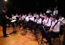 Koncert tamburaškog orkestra KUU Zvon u Maloj Subotici 2020.