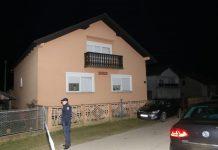 Obiteljska kuća u Novakovcu u kojoj je pronađeno mrtvo tijelo