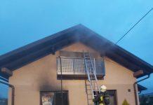 požar kuće hodošan