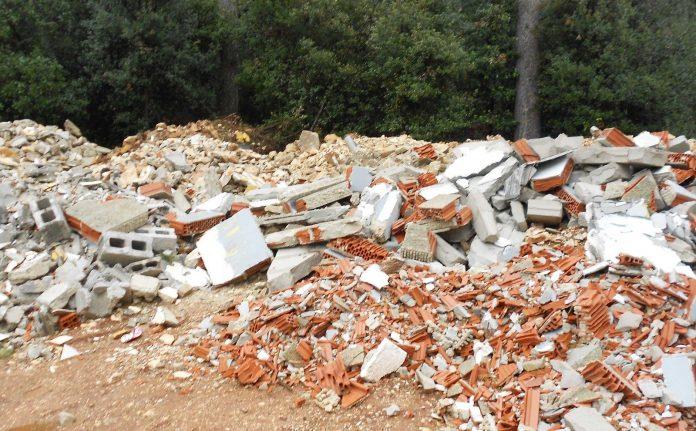 građevinski otpad