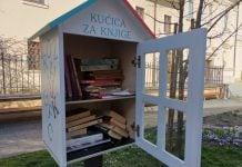 kućica za knjige