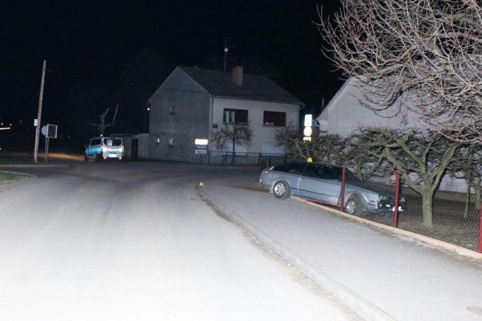 Savska Ves, foto: policija
