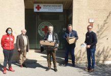 Donacija Crvenom križu