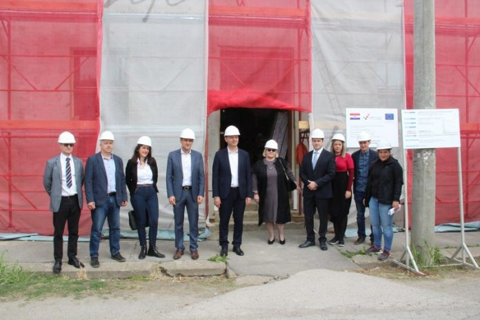 Goričan škola obnova
