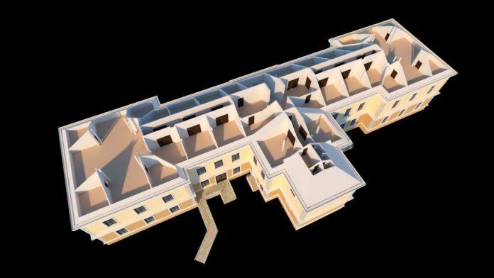 3D vizualizacija prostora u Poduzetničkom inkubatoru
