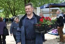 Sajam u Čakovcu u znaku cvijeća i presadnica