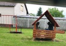 dječje igralište vularija