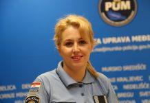 damira bajkovec policija