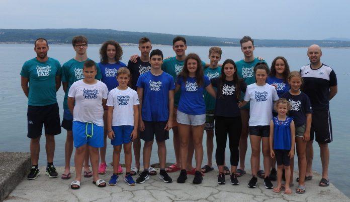 čakovečki plivački klub ljeto 1
