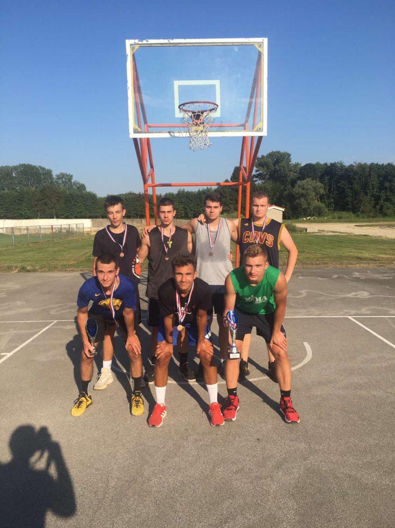 1. prvenstvo Međimurja u streetball-u 17