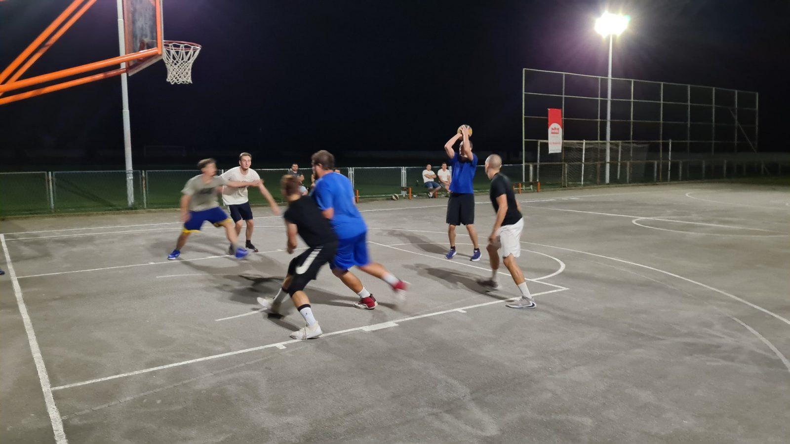 1. prvenstvo Međimurja u streetball-u 16