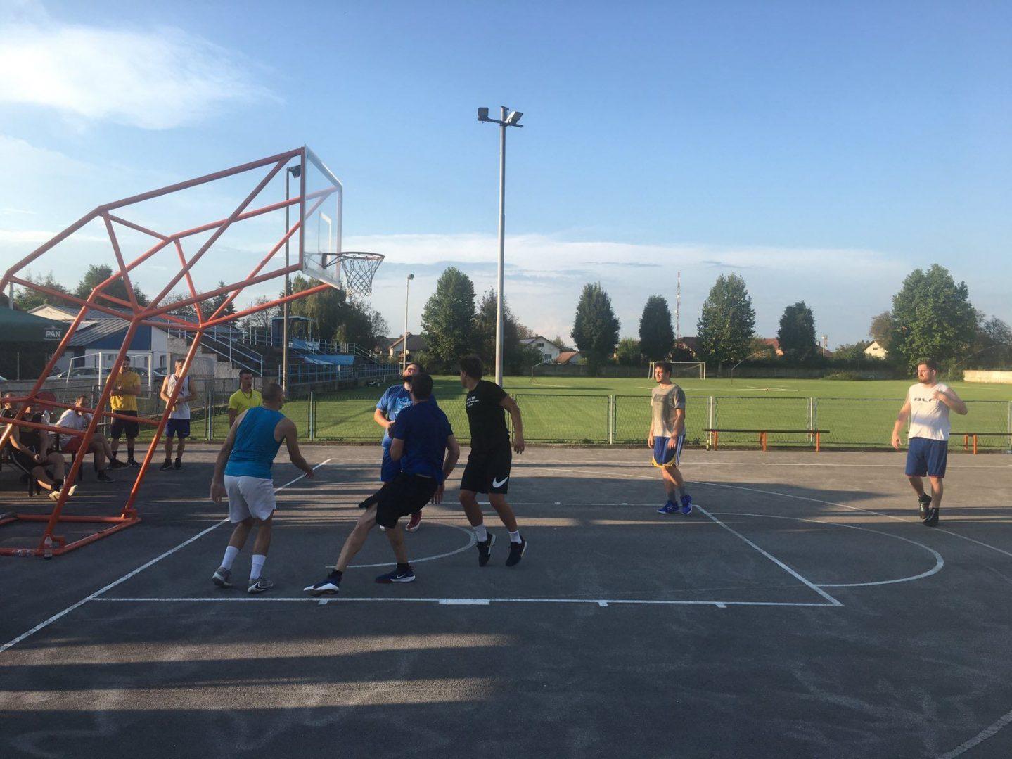 1. prvenstvo Međimurja u streetball-u 15