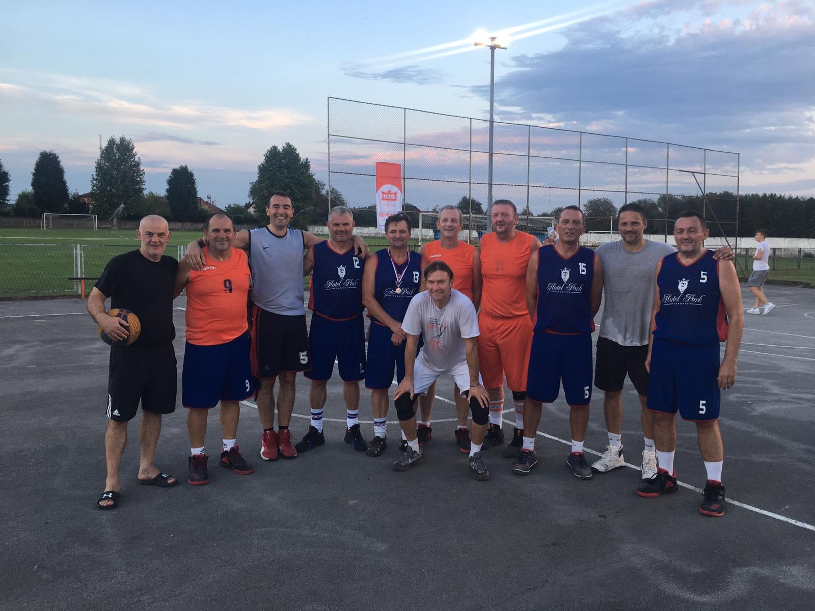 1. prvenstvo Međimurja u streetball-u 14