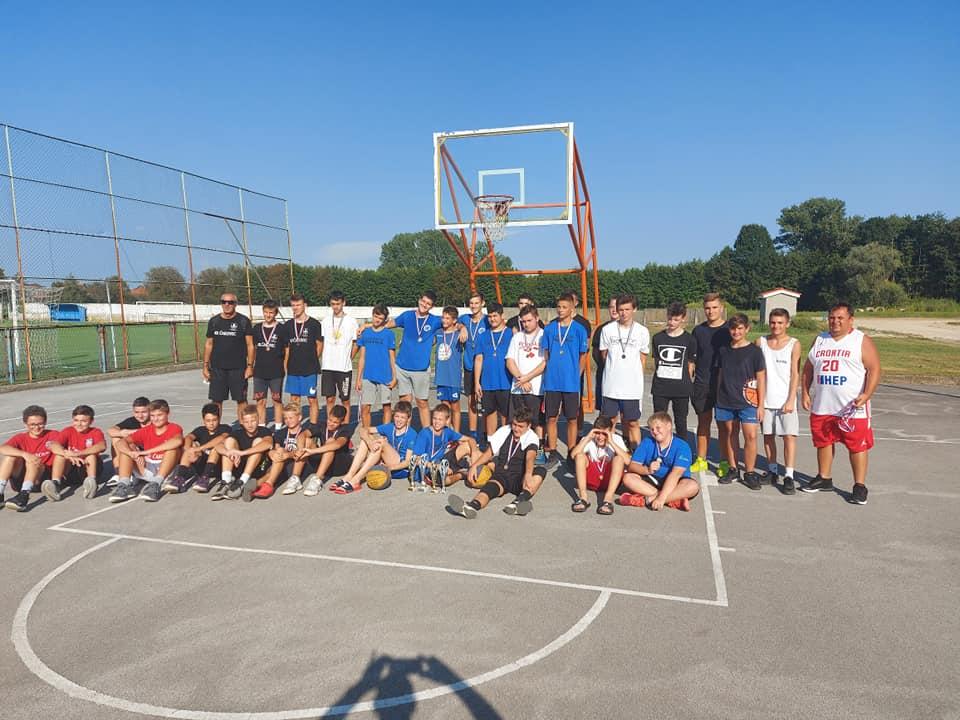 1. prvenstvo Međimurja u streetball-u 12