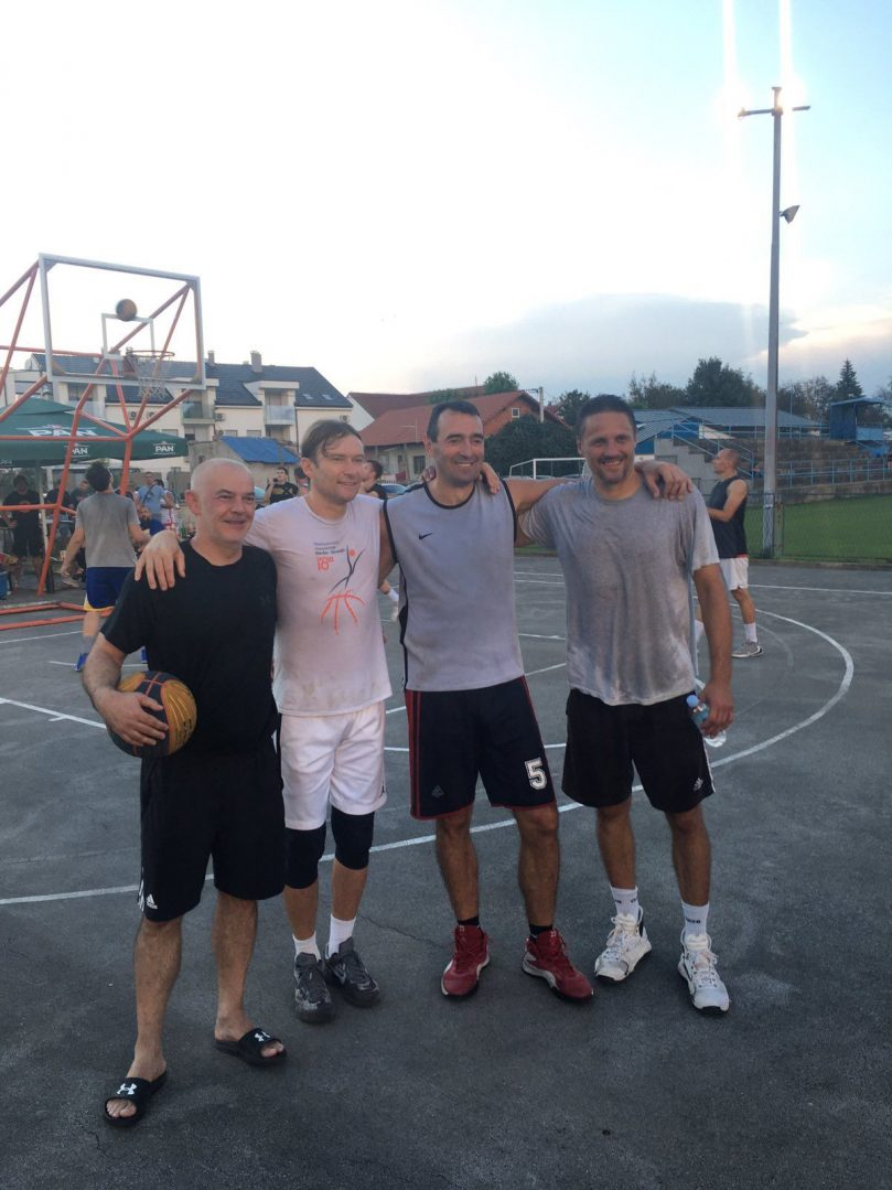 1. prvenstvo Međimurja u streetball-u 11