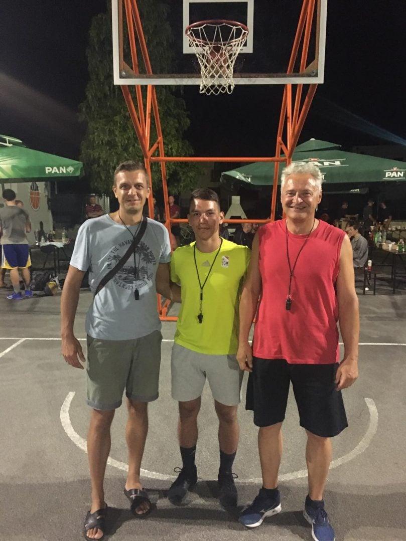 1. prvenstvo Međimurja u streetball-u 10