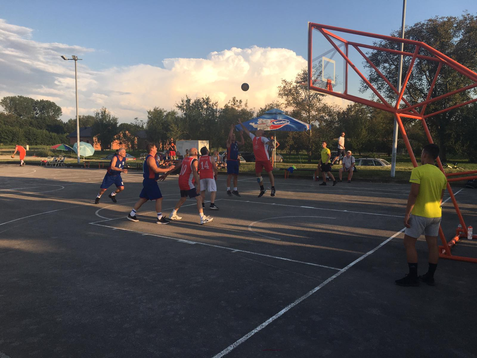 1. prvenstvo Međimurja u streetball-u 9
