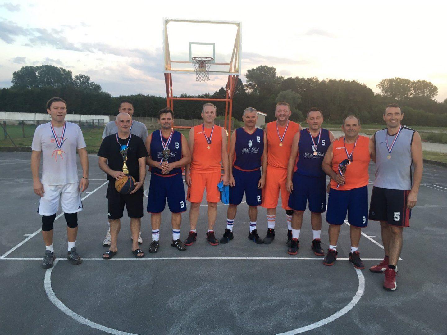 1. prvenstvo Međimurja u streetball-u 8