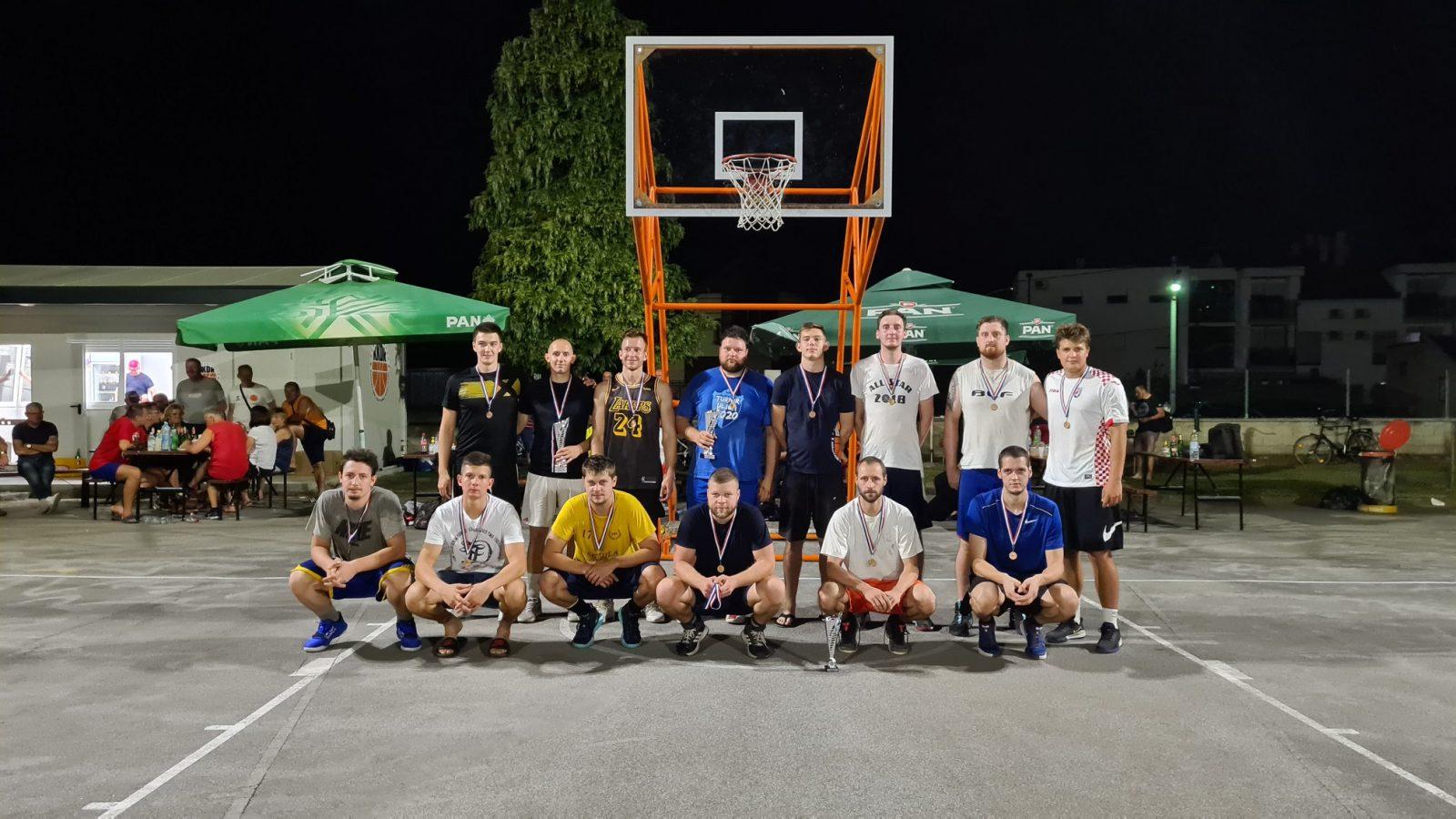1. prvenstvo Međimurja u streetball-u 5