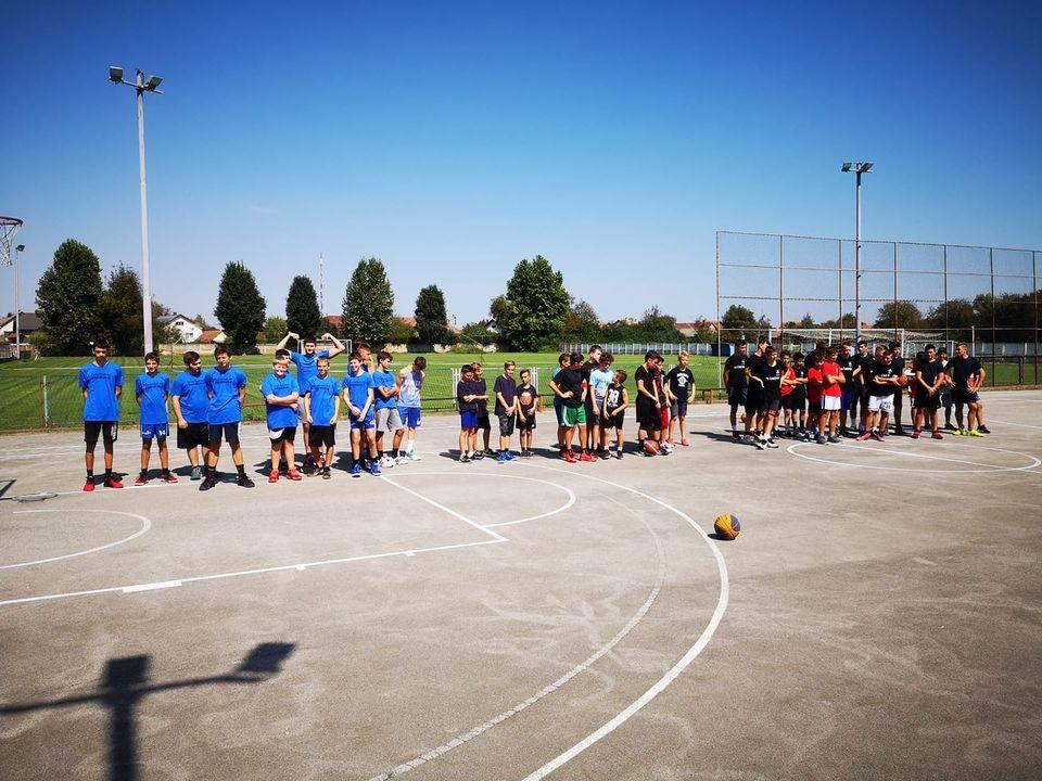 1. prvenstvo Međimurja u streetball-u 4