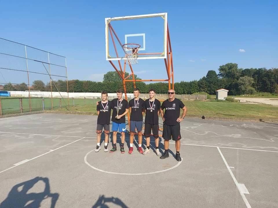1. prvenstvo Međimurja u streetball-u 3