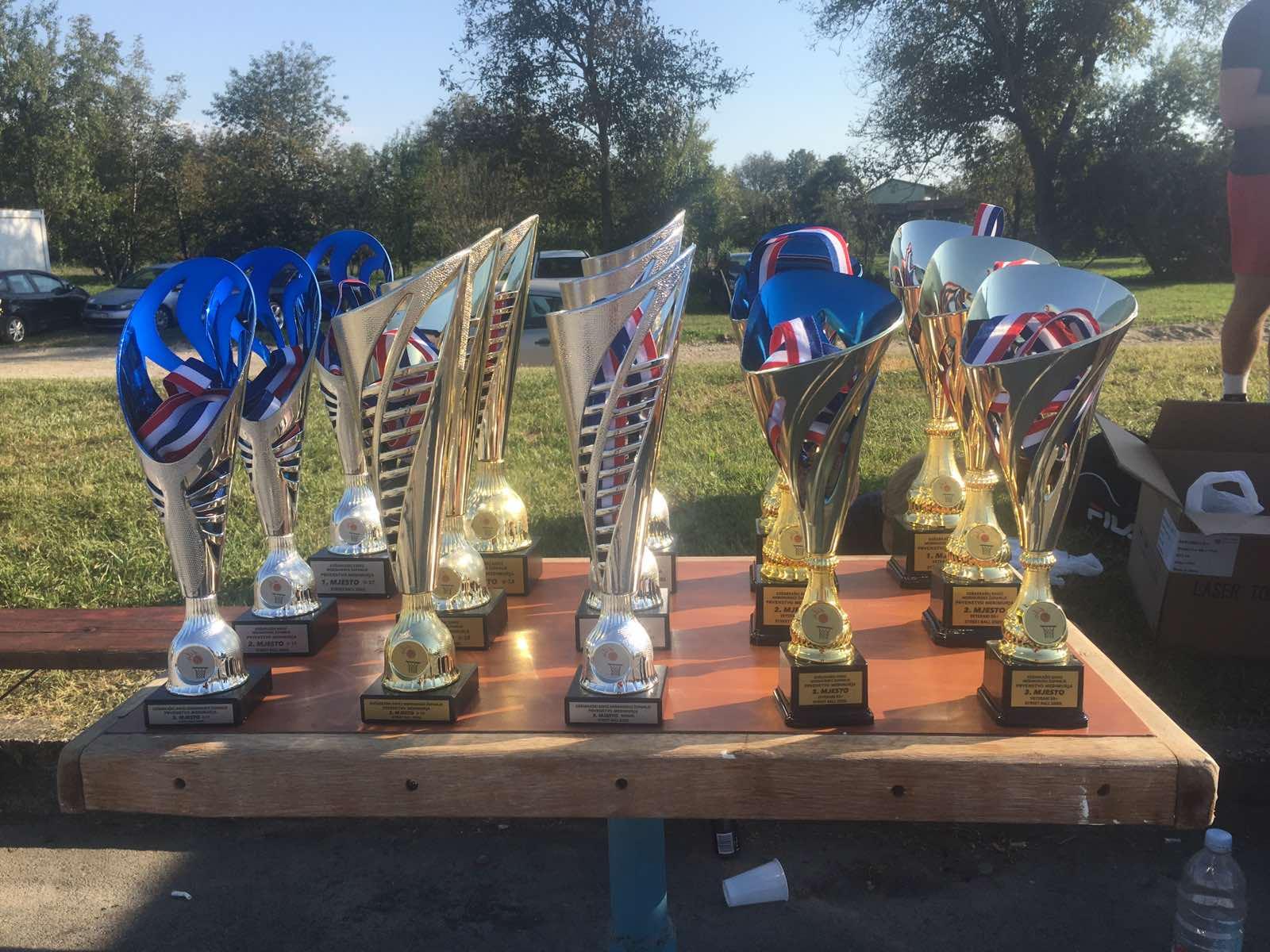 1. prvenstvo Međimurja u streetball-u 2