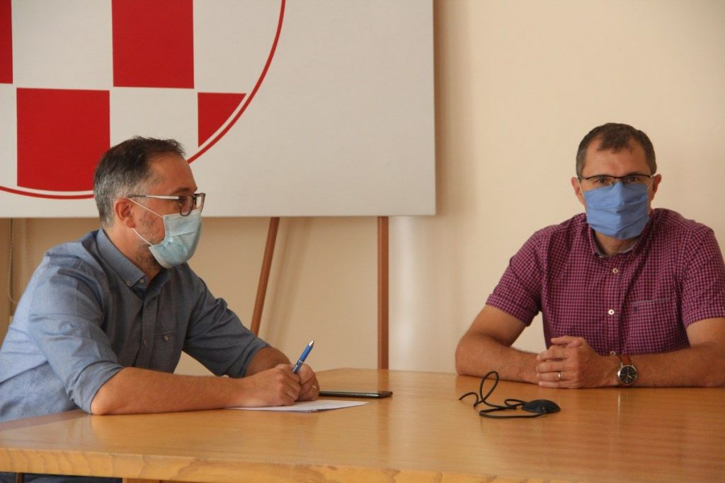 Darko Radanović i Mario Šercer