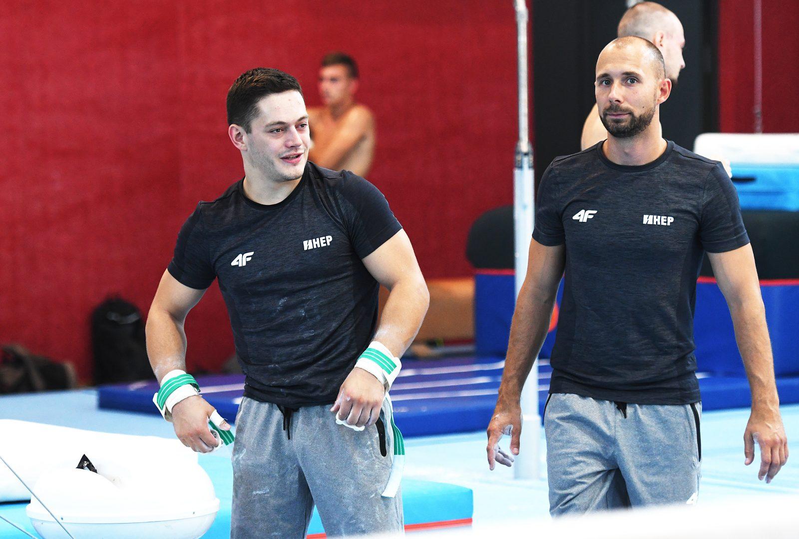 Srbic i Seligman cro-gym liga