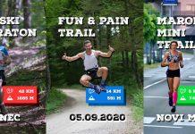 novi marof trail