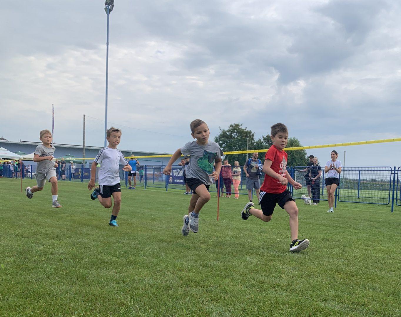 Dječja utrka dječaci