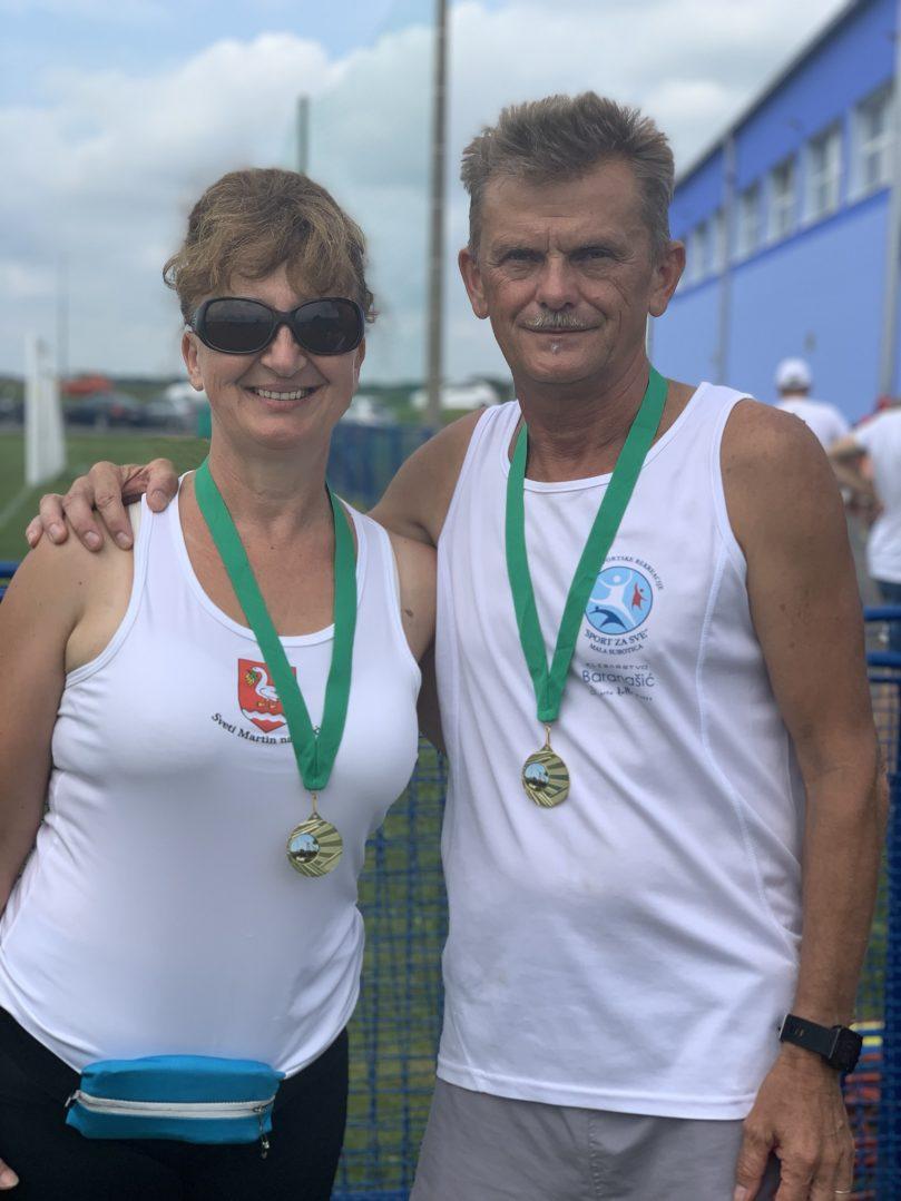 Najuspješniji bračni par utrke