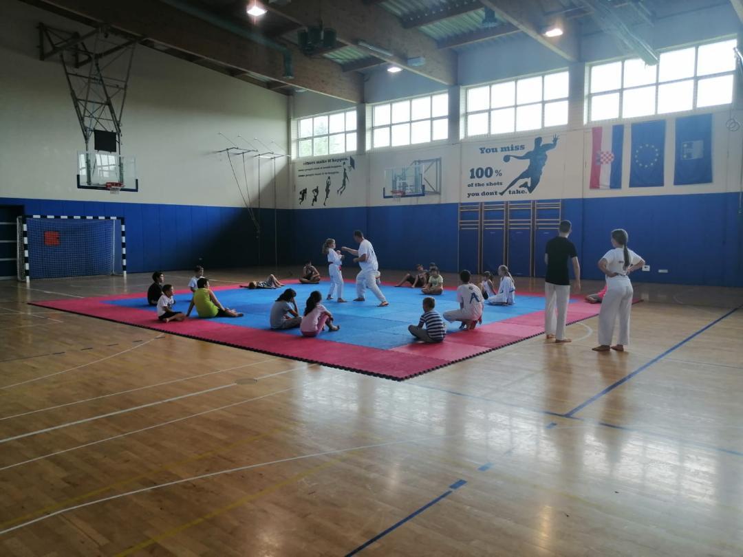 ljetni sportski kampovi karate 1