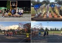 1. prvenstvo Međimurja u streetball-u 1