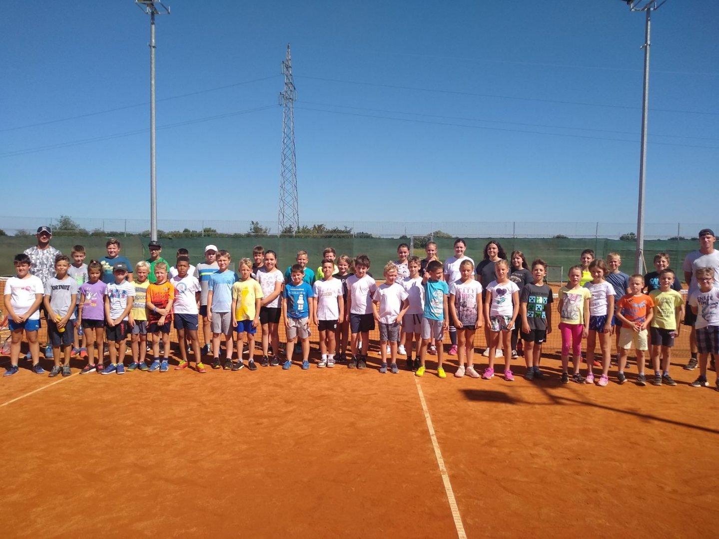 sportsko ljeto nedelišće tenis 1