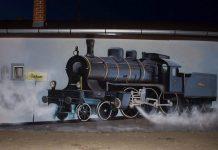 Danijel Drvenkar prva parna lokomotiva Dunjkovec 1